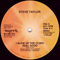 [Image: 'I Blew Up The Clinic Real Good' Album]