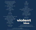 [Image: 'Violent Blue' Back Cover]